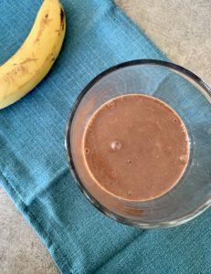 Chocolate Banana Swirl