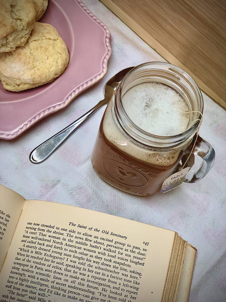 London Fog Tea Latte