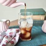 Iced London Fog Tea Latte