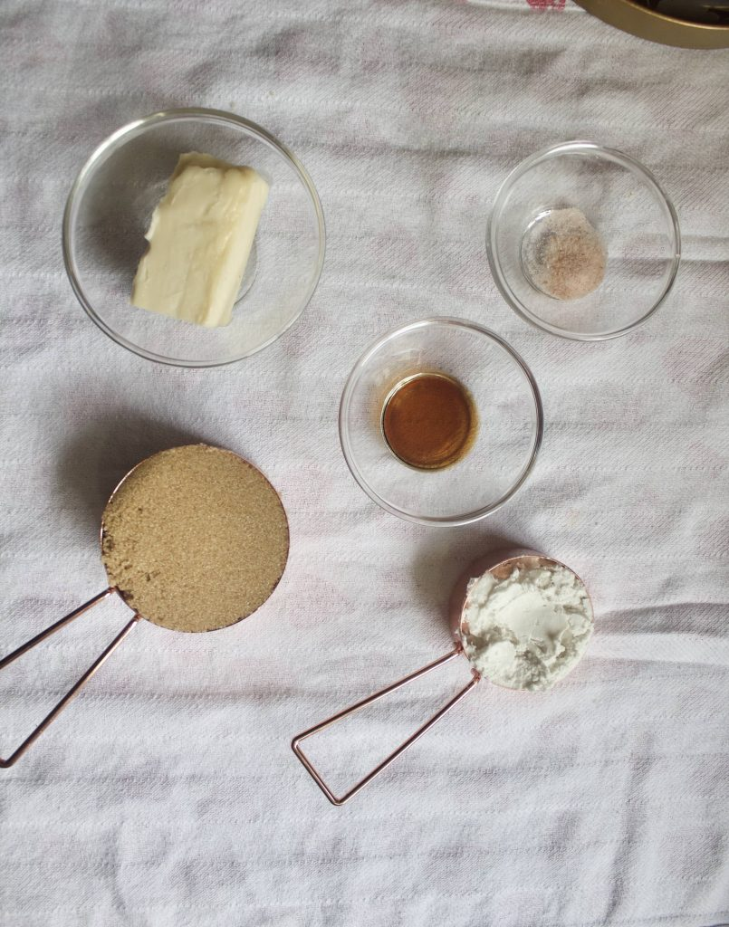 Ingredients for method 2